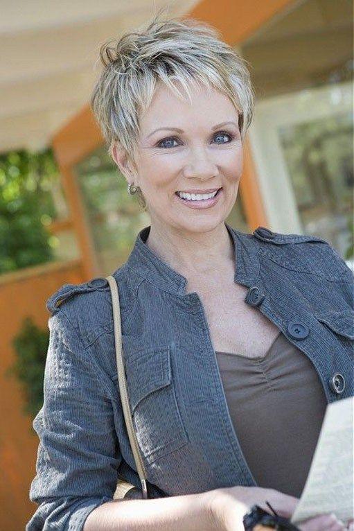 Короткие стрижки женские для женщин за 40 лет