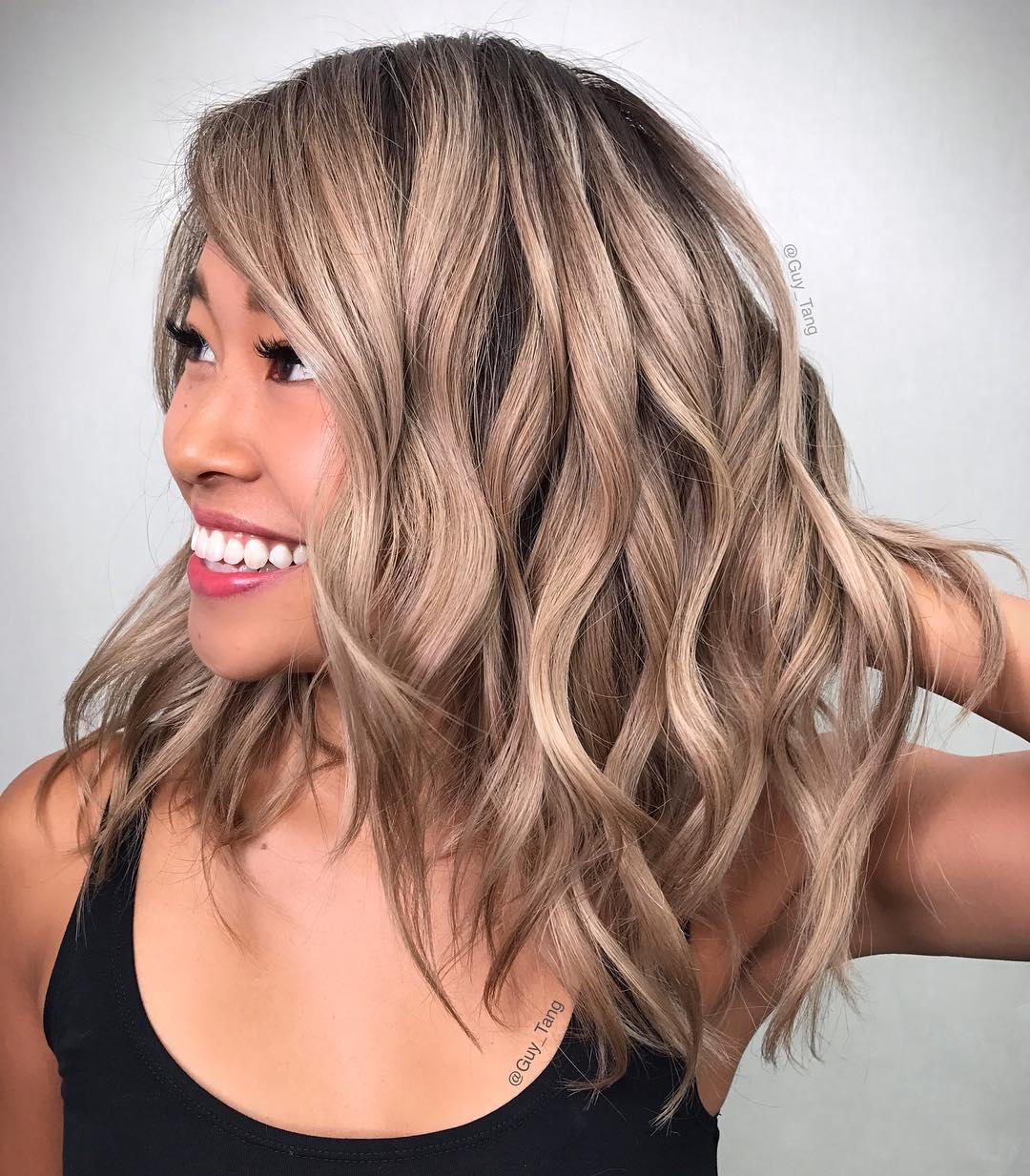 Стрижка волосы 2017-2018