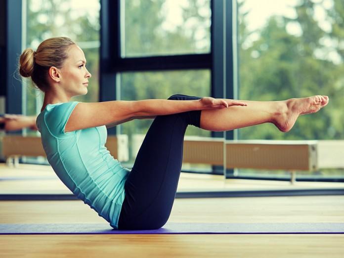 Полезные упражнения для женщин