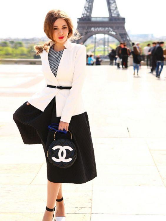 b133c686f5a9 Стиль одежды Chanel для женщин - Символ безупречного вкуса