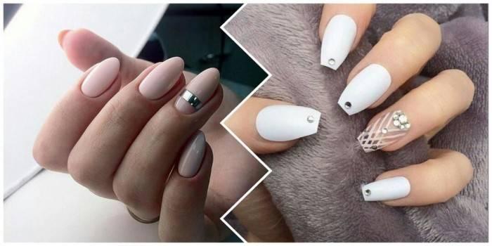 Модная форма ногтей 2018: модные тенденции, новинки, фото