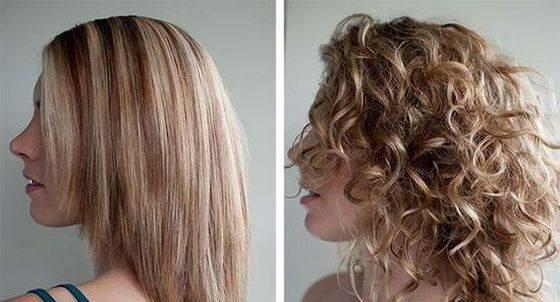 Карвинг волос — что это такое, фото до и после
