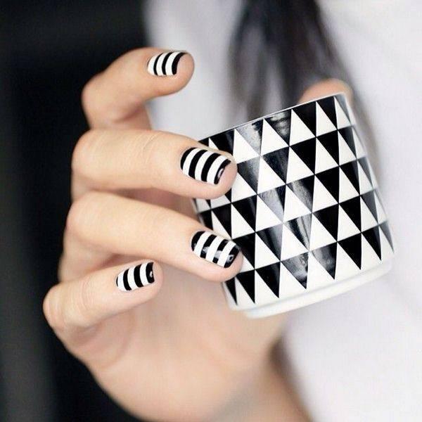 Дизайн ногтей 2018: фото новинки, модные идеи