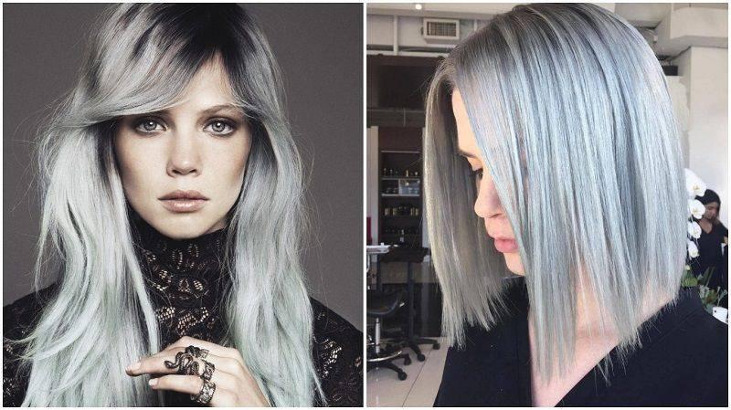 Цвет волос 2018: модные тенденции (фото)