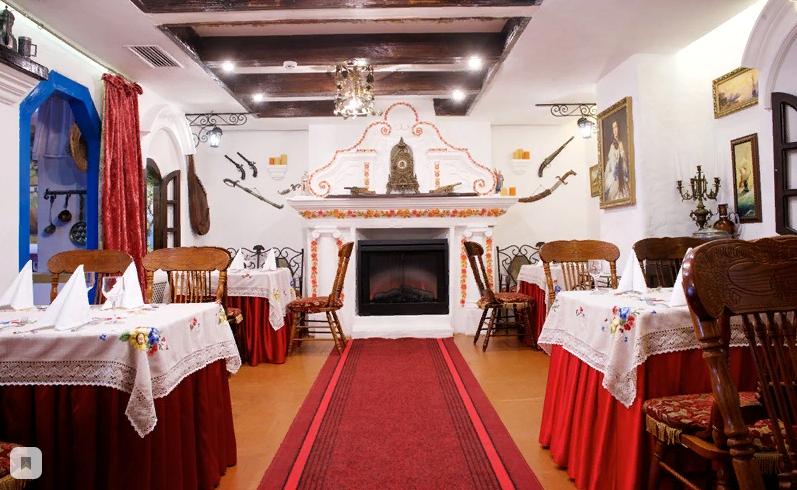 Ресторан украинской кухни подарит незабываемые впечатления.