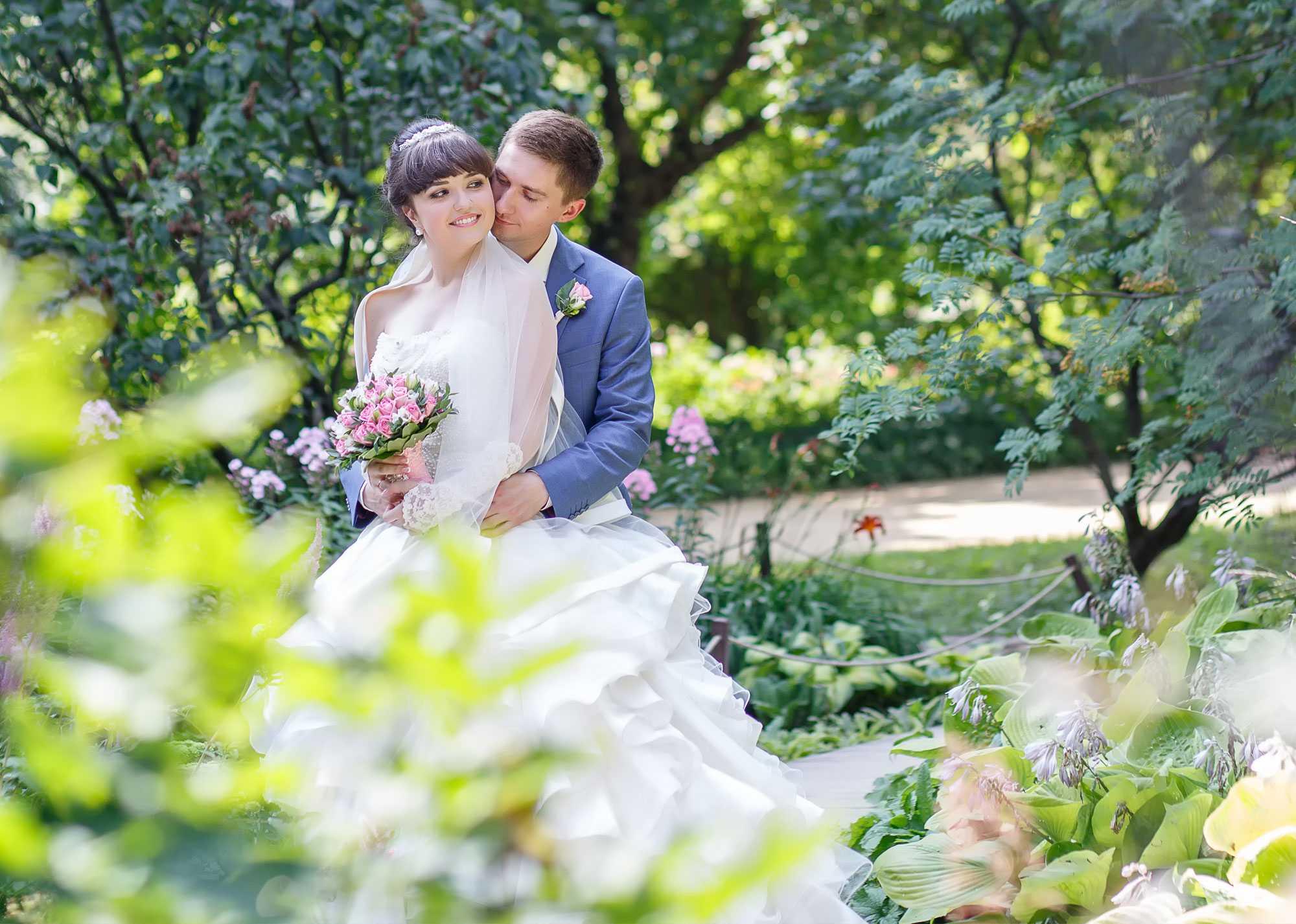 Свадебная фотосъемка в Москве и Подмосковье от профи фотографа