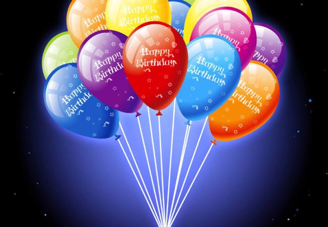 Доставка воздушных шаров и радости круглосуточно