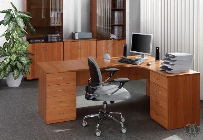 Офисная мебель. Цвет - основа вашего бизнеса