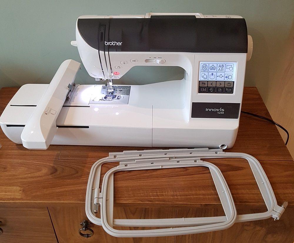 Почему нужно покупать швейно-вышивальные машинки Brother.