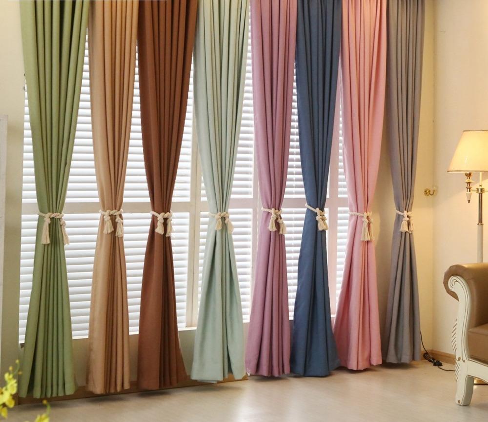 Ткань для штор в Витебске. Виды материалов