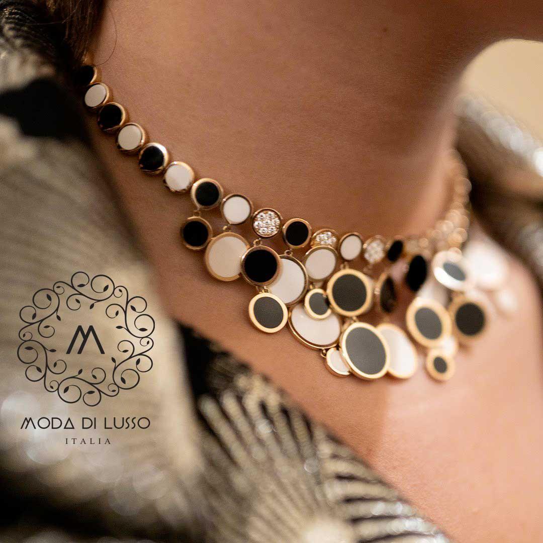 Женские украшения Итальянских брендов