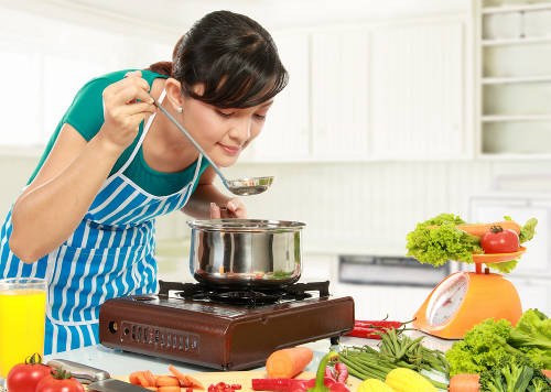 Вкусная еда и готовка