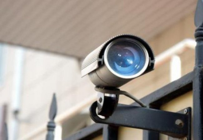 Камеры видеонаблюдения. IP видеокамеры