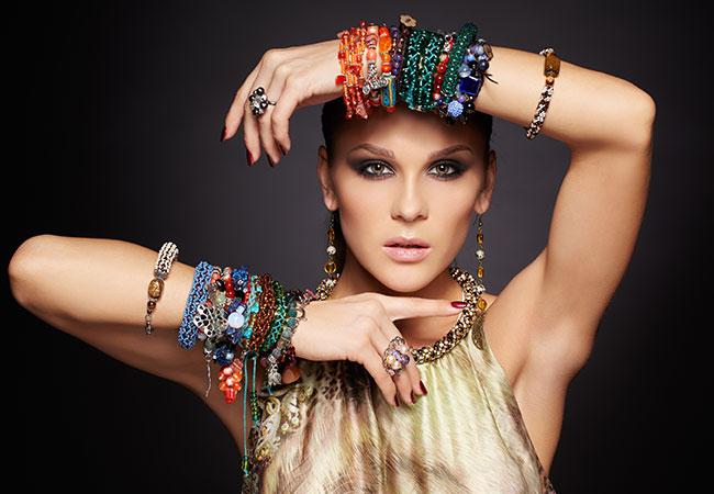 Мир украшений из камней - ожерелья, кольца, браслеты и серьги