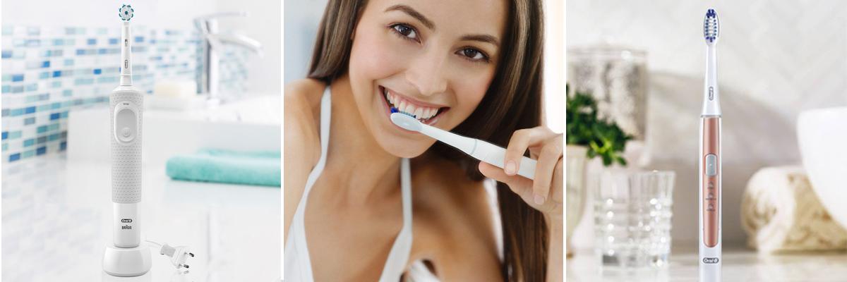 Красота, здоровье и гигиена. Зубные щетки