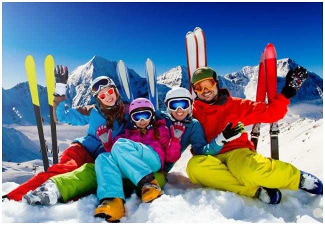Сколько стоит прокат лыж Красная Поляна?