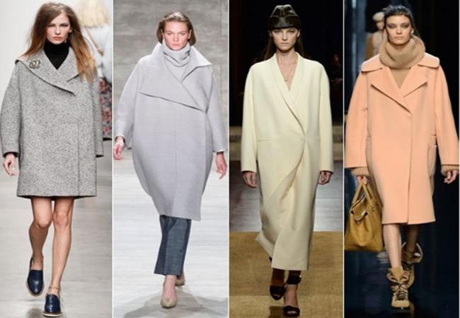Элегантные зимние женские пальто от «Favoritti»