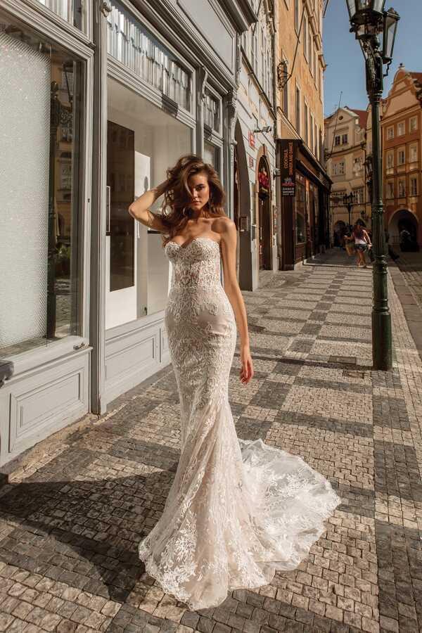 Тренды свадебной моды 2021
