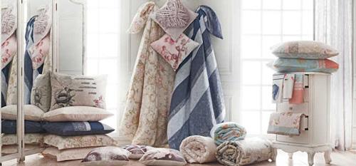 Текстильная продукция для дома