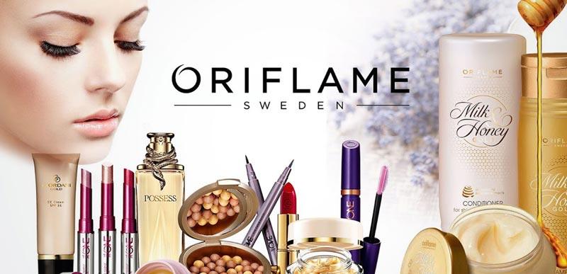 Качественная косметика Орифлэйм через интернет