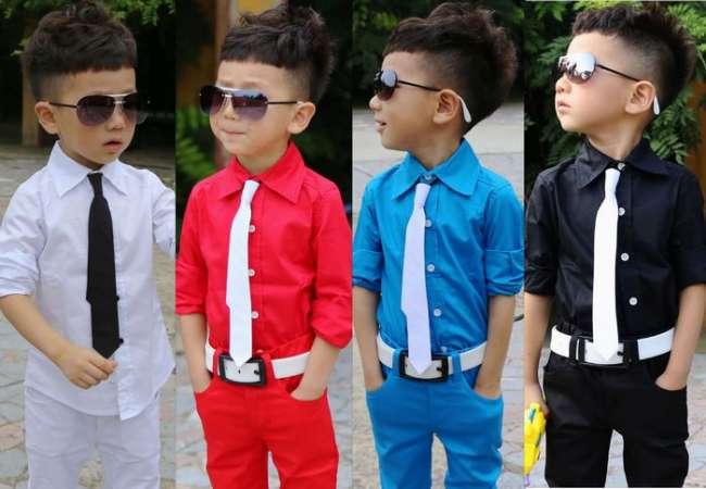 Особенности ассортимента детской одежды для мальчиков