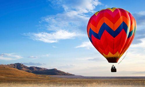 Хочешь покорить вершины подобно птицам? Аренда воздушного шара в Киеве