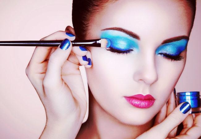 Невероятный макияж - тени для век