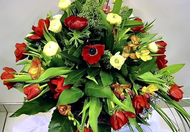 Цветы в Харькове с доставкой