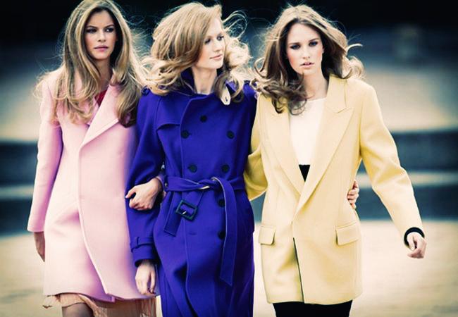Производство и продажа верхней женской одежды оптом и в розницу