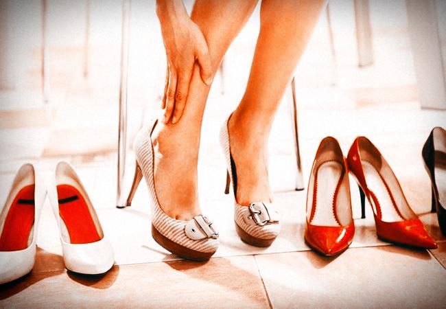Женская обувь - выбор и подбор