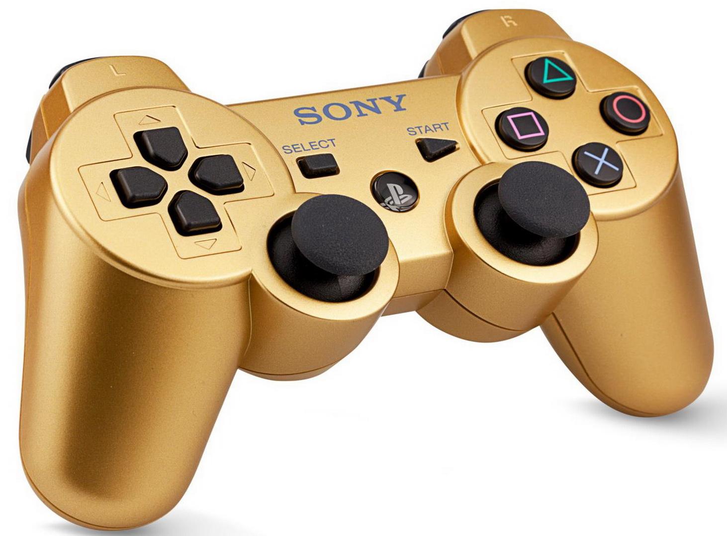 Игровые консоли - приставки. Джойстики для PlayStation 3