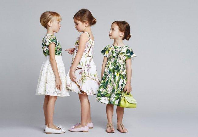 Платья и юбки для детей