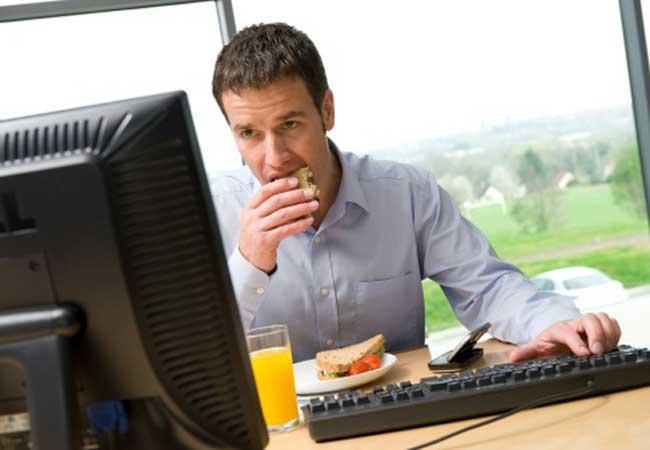 У кого лучше заказать обед в офис?