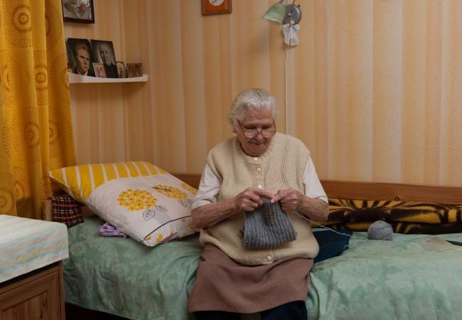 Пансионаты для пожилых с уходом