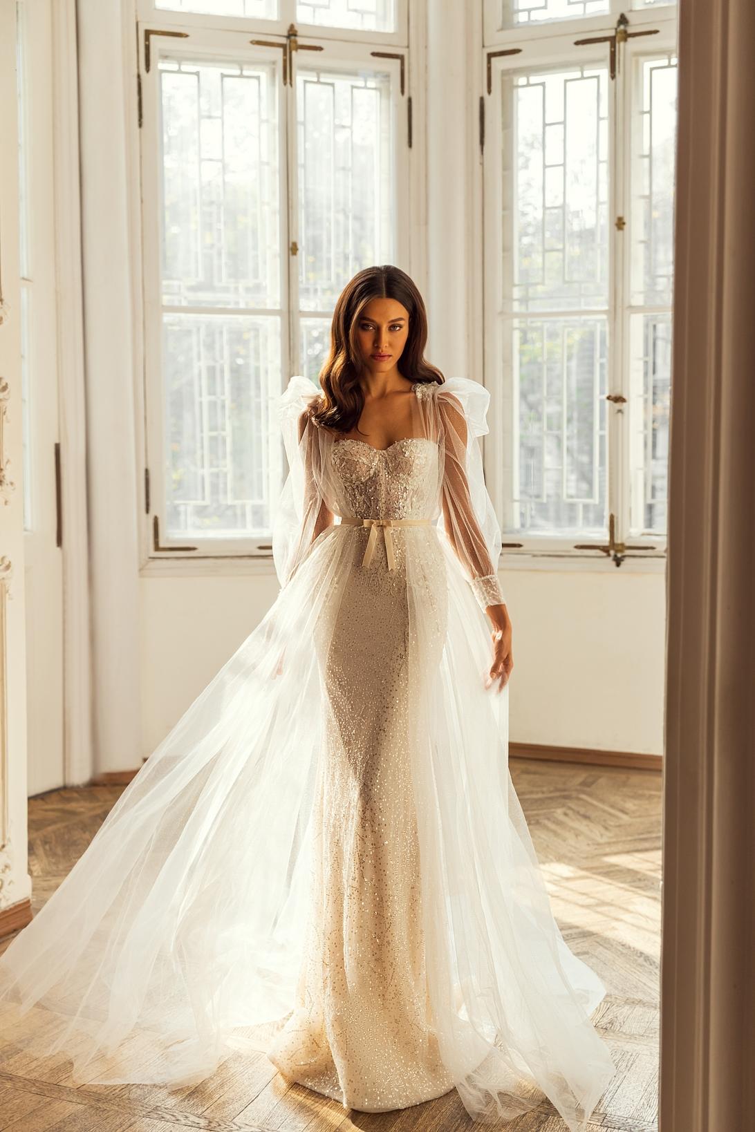 Чудеса свадебных нарядов
