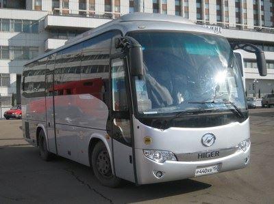 Аренда автобуса на свадьбу в Москве