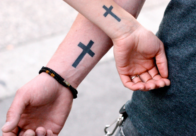 Татуировка позволяет подчеркнуть уникальность своего обладателя