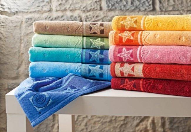 Гладкокрашеные полотенца в Иваново. О технологии производства
