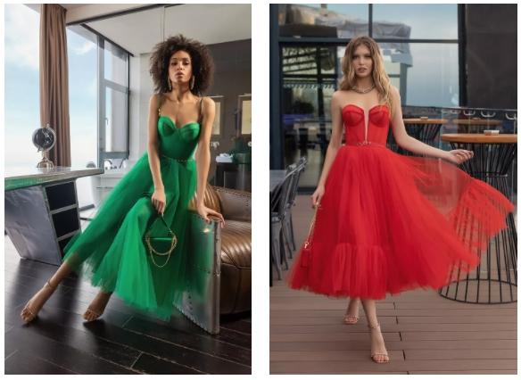 """Каждое вечернее платье бренда """"OKSANA MUKHA"""" - индивидуальное и настолько детализированое"""