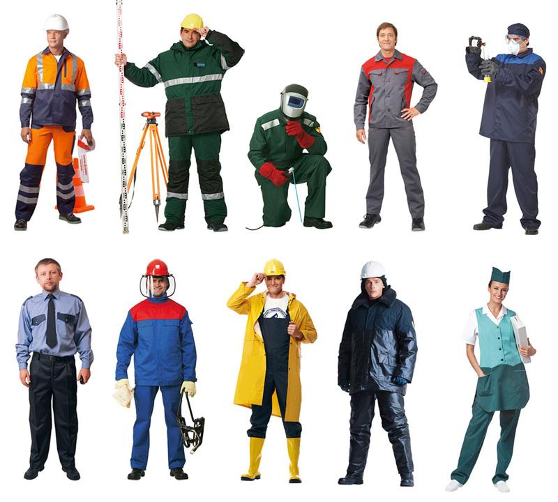 Рабочая одежда - для здоровья и эффективности