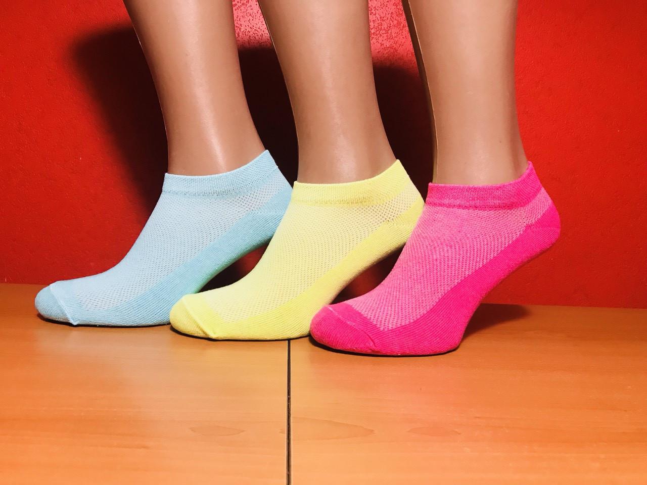 Женские летние носки оптом