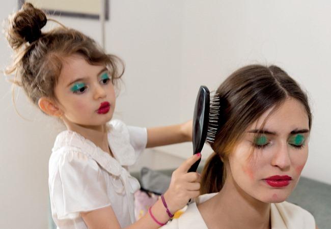 Услуги парикмахеров и визажистов