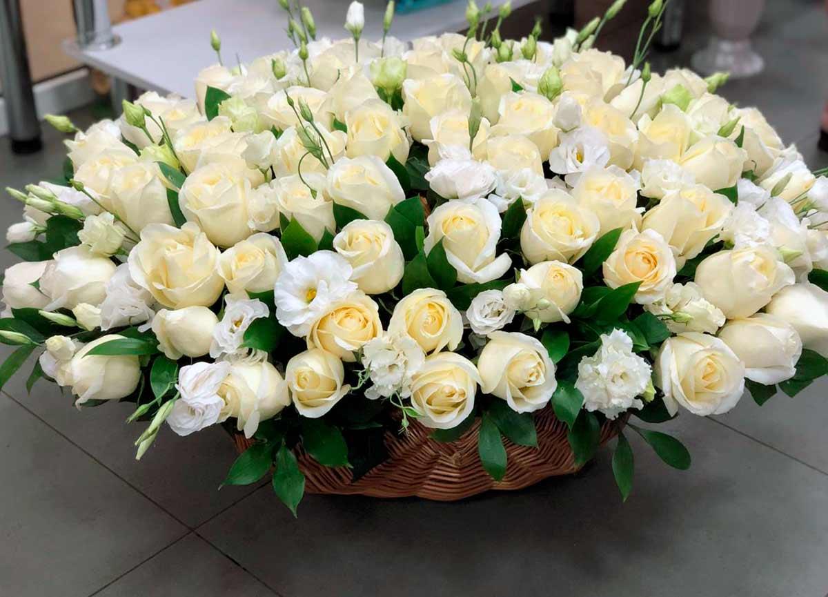 Доставка цветов в Набережных Челнах. Выбираем подходящий букет