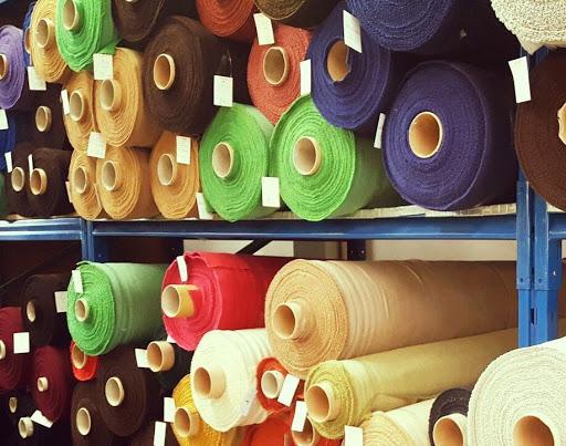 Пряжа и ткани для одежды