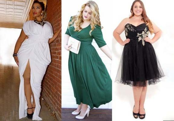 Мода для полных. Платья больших размеров недорого