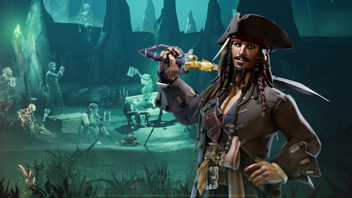 Sea of Thieves – романтика пиратской жизни