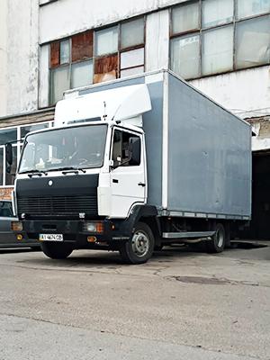 Грузоперевозки в Киеве честной транспортной компанией
