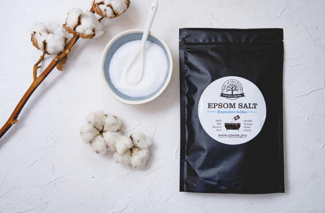 Соль для ванных процедур