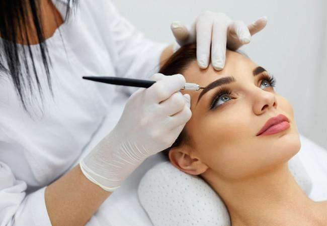 Перманентный макияж - популярная услуга