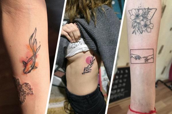 Татуировка - это красота или убожище?